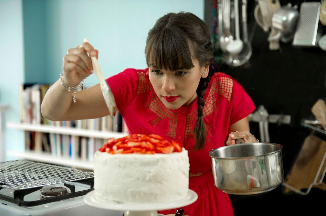 Mit Leidenschaft und der Liebe zum Detail entstehen in Rachel Khoos Küche einige Meisterwerke ... - Bildquelle: Des Willie BBC Worldwide 2013