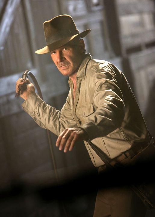 Ein neues Abenteuer beginnt: Indiana Jones (Harrison Ford) ... - Bildquelle: David James Lucasfilm Ltd. & TM. All Rights Reserved