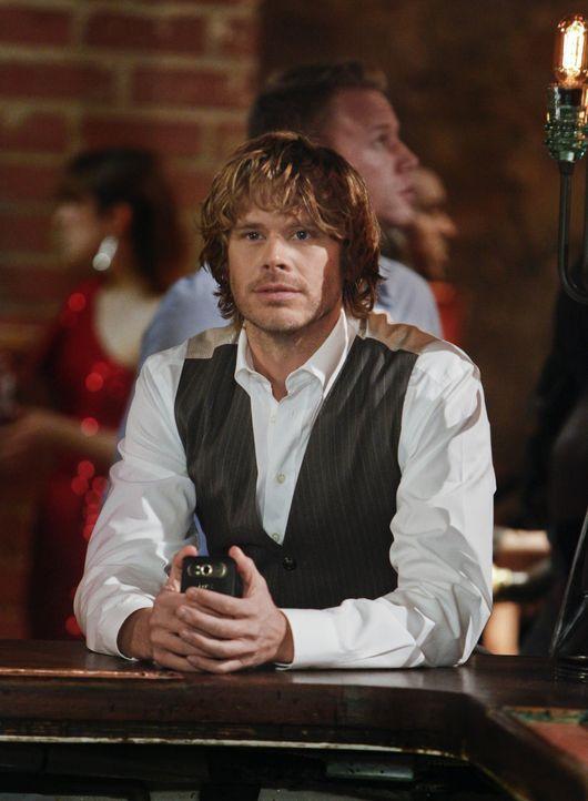 Ermittelt undercover, um einen verwandlungsfähigen Killer aufzuspüren: Deeks (Eric Christian Olsen) ... - Bildquelle: CBS Studios Inc. All Rights Reserved.