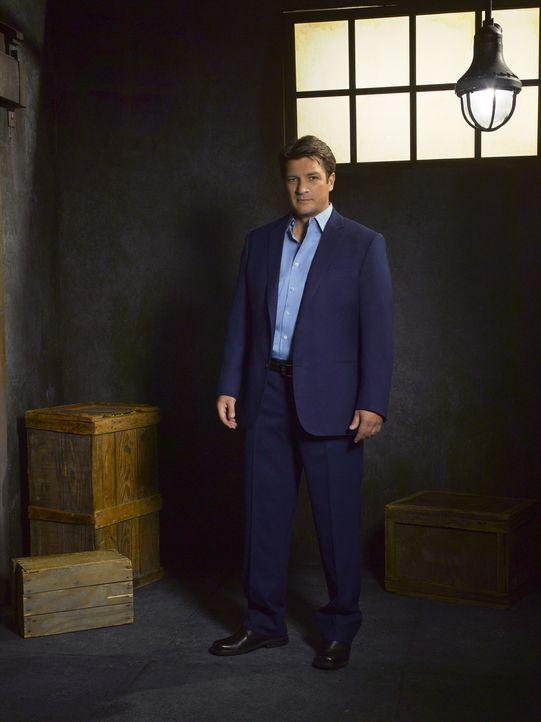 (5. Staffel) - Wird er endlich das Herz von Kate erobern können? Oder wird Richard Castle (Nathan Fillion) doch wieder seinem Ruf als Frauenheld ge... - Bildquelle: ABC Studios