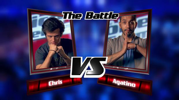 Chris vs. Agatino