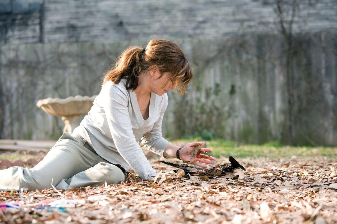 Als sich die Déjà-vu-Vorfälle häufen, erkennt Linda (Sandra Bullock), dass ihre alptraumhaften Erlebnisse offenbar nur die Visionen von Ereignis... - Bildquelle: KINOWELT FILMVERLEIH GMBH