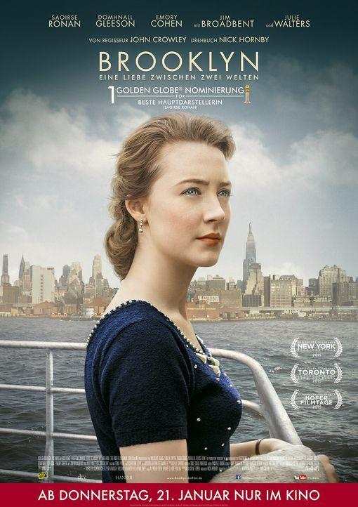 Brooklyn-Liebe-zwischen-zwei-Welten-Plakat-20th-Century-Fox - Bildquelle: Twentieth Century Fox