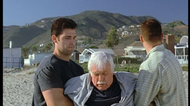 Mark (Dick Van Dyke, M.) wird von zwei Gangstern, die ihn mit einem Mafiaboss...