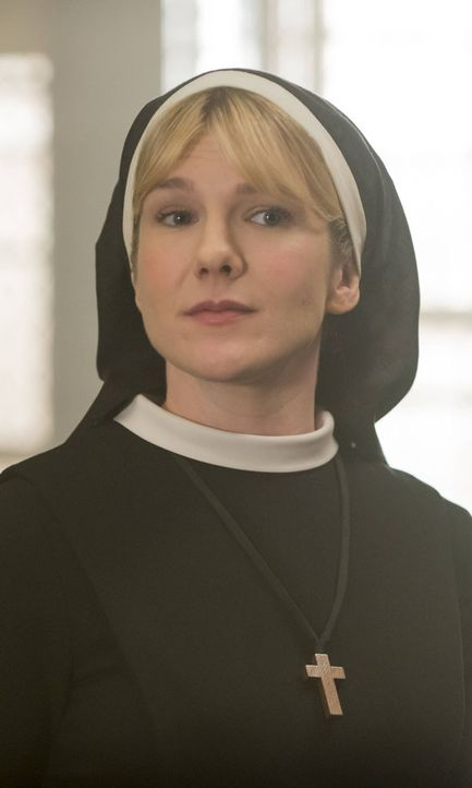 Lily Rabe als Schwester Mary Eunice - Bildquelle: 2013-2014 Fox and its related entities