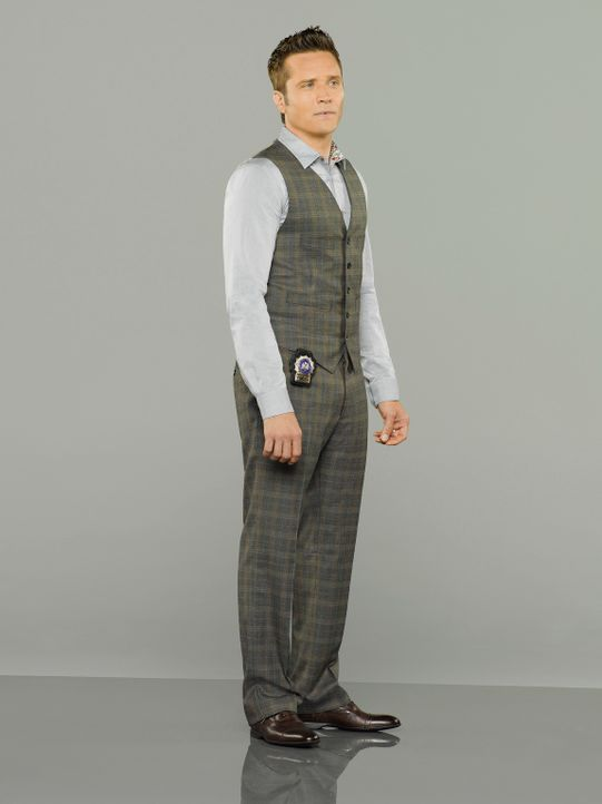 Detective Kevin Ryan - Bildquelle: ABC Studios
