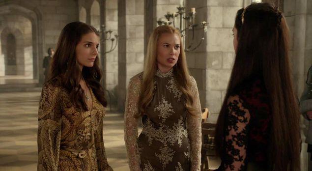 Kenna und Greer sorgen sich um Mary - Bildquelle: 2014 The CW Network, LLC. A...