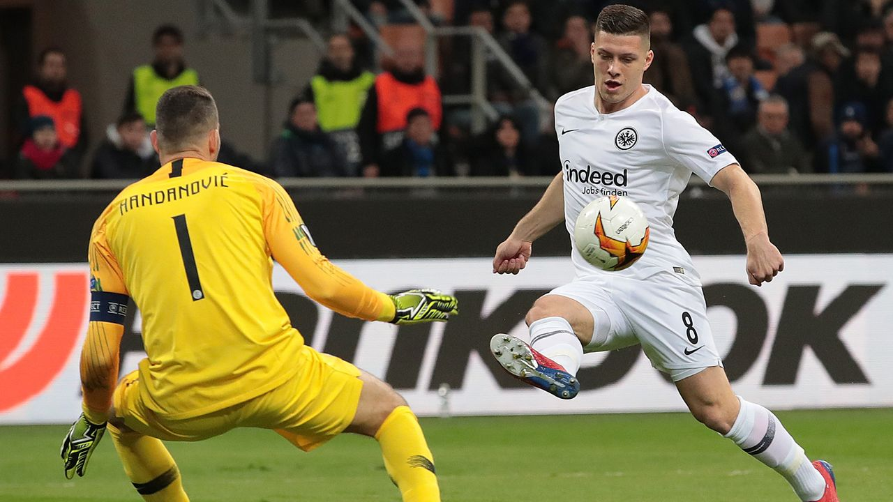 Luka Jovic - Bildquelle: Getty Images