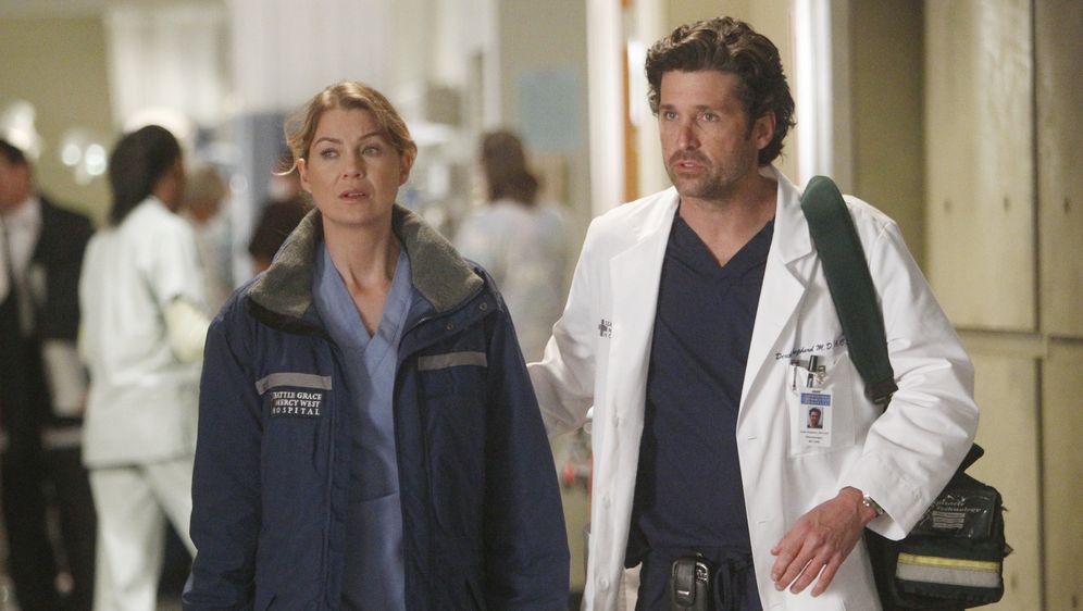 Grey\'s Anatomy - Dunkel war die Nacht - sixx