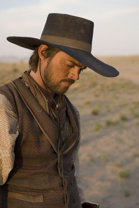 Wird die Liebe den eigenwilligen Ranger Woodroow F. Call (Karl Urban) sesshaft machen können? - Bildquelle: 2006 CBS Broadcasting Inc. All Rights Reserved.