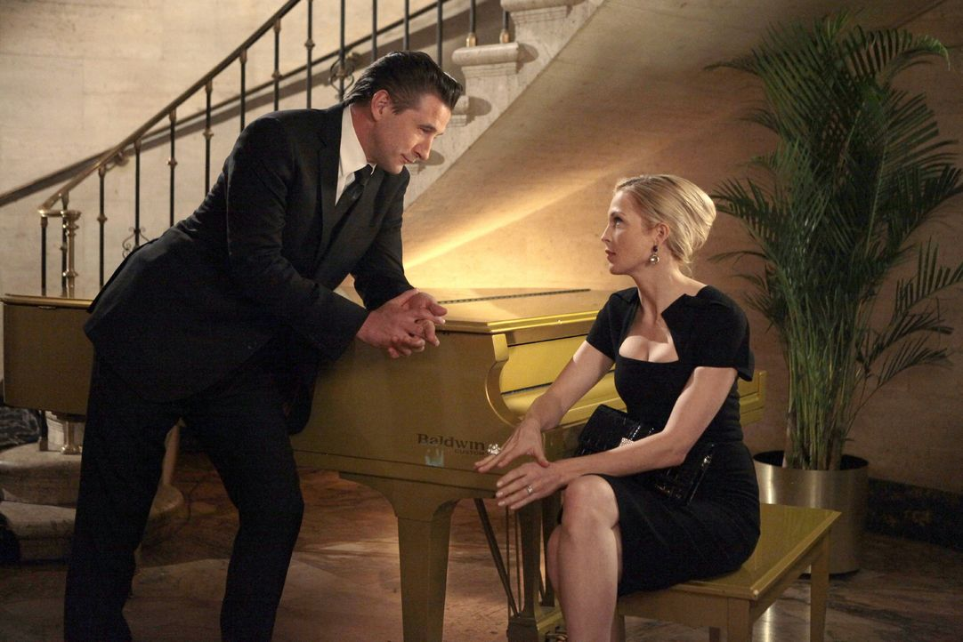 Turbulent geht es weiter: William (William Baldwin, l.) und Lily (Kelly Rutherford, r.) ... - Bildquelle: Warner Bros. Television