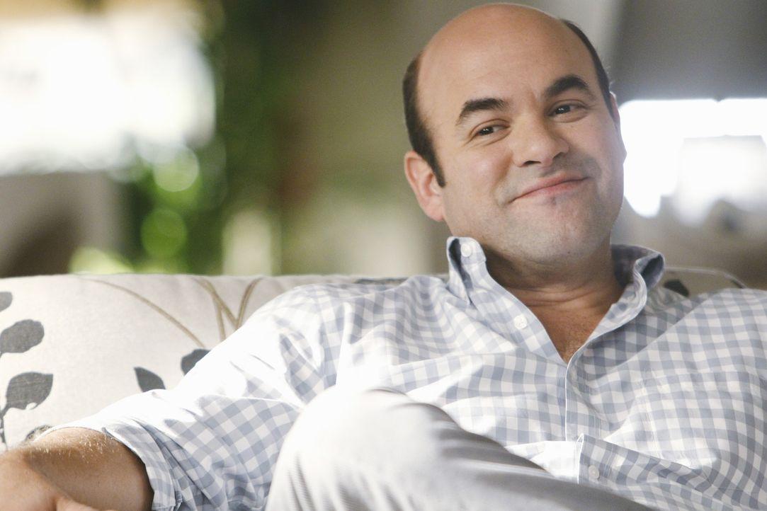 Grayson und Andy (Ian Gomez) geraten aneinander - ein Gespräch mit Ellie überzeugt Grayson jedoch, sich wieder mit ihm zu versöhnen ... - Bildquelle: 2010 ABC INC.
