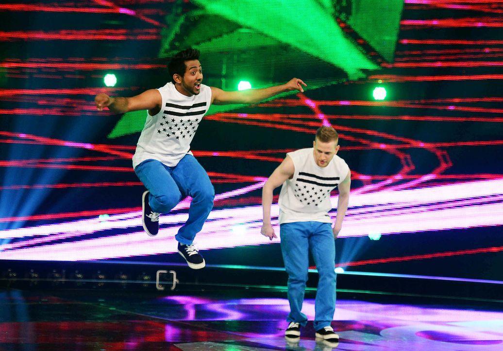 Got-To-Dance-Tilim-und-Marcel-09-SAT1-ProSieben-Willi-Weber - Bildquelle: SAT.1/ProSieben/Willi Weber
