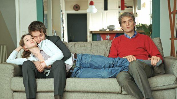Annäherung mit Hindernissen: Gerhard (Walter Sittler, r.) ist mit Chris (Arne...