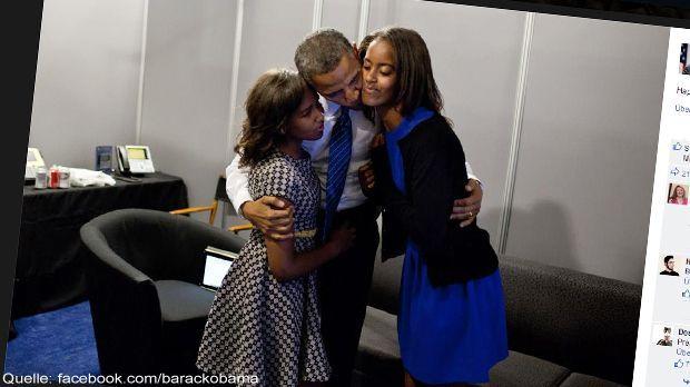 barack-obama-facebook-com-barackobama - Bildquelle: facebook.com/barackobama