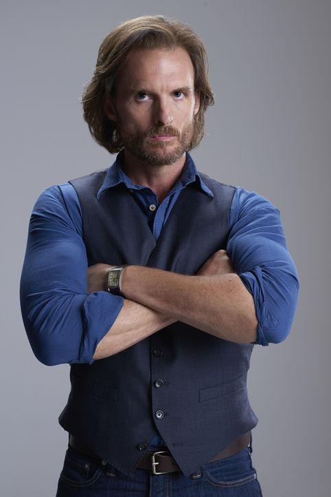(2. Staffel) - Jeremy (Greg Bryk) bündelt seine Kräfte, um einem alten und einem neuen Feind gegenübertreten zu können ... - Bildquelle: 2015 She-Wolf Season 2 Productions Inc.