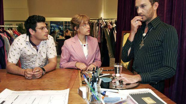Lisa ist erleichtert, Hugo durch die neue Location wieder auf Kerimaspur zu b...