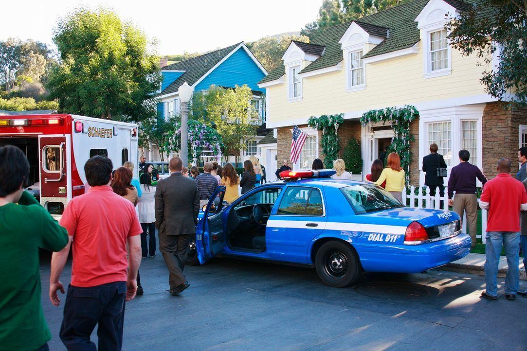 Eli Scruggs, der beste Handwerker aller Zeiten ist gestorben. In der Wisteria Lane herrscht deshalb große Aufregung ... - Bildquelle: ABC Studios