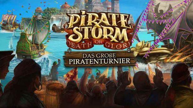 Das große Piratenturnier bei Pirate Storm