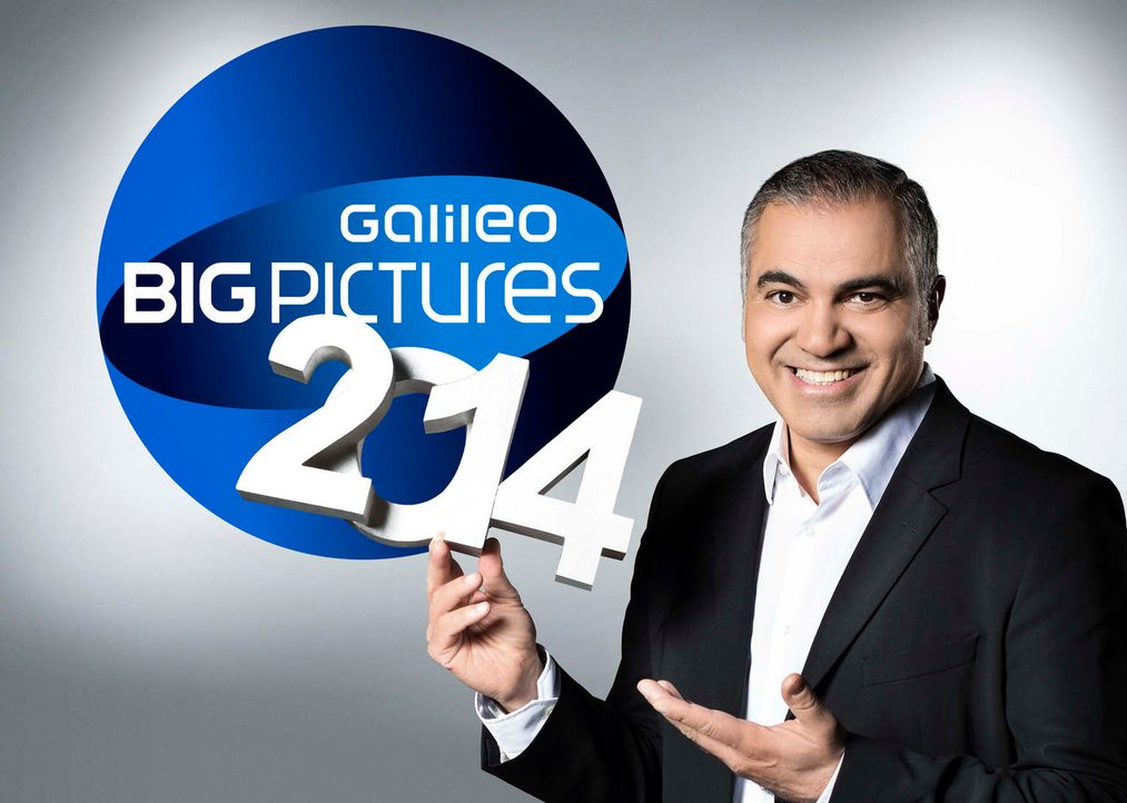 """""""Galileo Big Pictures - Die Bilder des Jahres 2014"""" lässt die vergangenen zwölf Monate in 50 einzigartigen Momentaufnahmen Revue passieren. Aiman Ab... - Bildquelle: Benedikt Müller ProSieben"""
