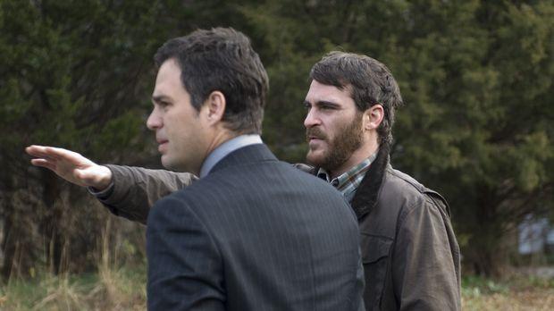 Als Professor Ethan Learner (Joaquin Phoenix, l.) einen Rechtsbeistand aufsuc...
