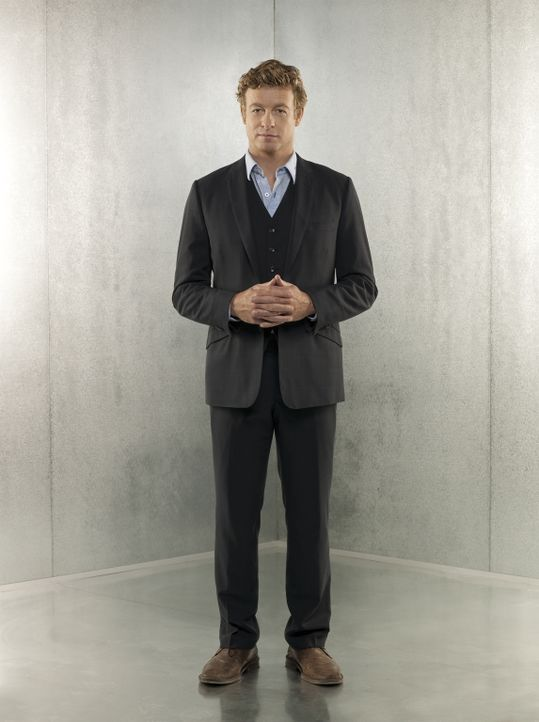 (2. Staffel) - Durch seine besondere Menschenkenntnis und mit einem ungewöhnlichen Gespür für Mordfälle unterstützt Patrick Jane (Simon Baker) ein T... - Bildquelle: Warner Bros. Television