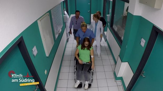 Klinik Am Südring - Die Familienhelfer - Klinik Am Südring - Die Familienhelfer - Außen Vor