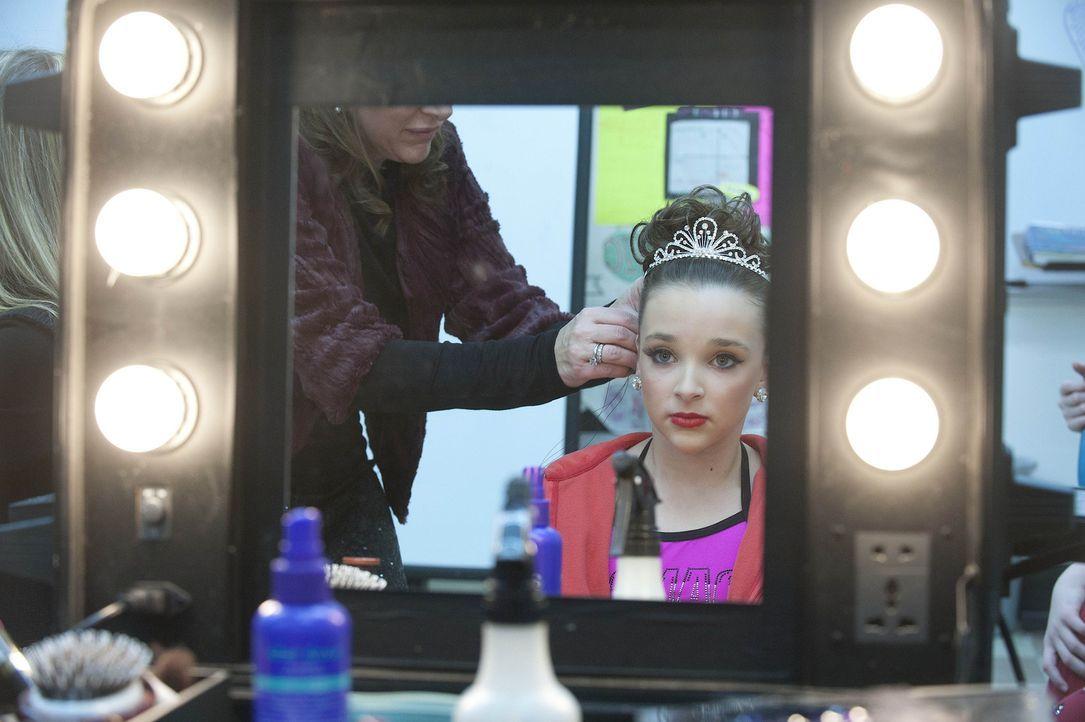 Wichtige Wettkämpfe warten auf Kendall und ihre Freunde ... - Bildquelle: Barbara Nitke 2012 A+E Networks