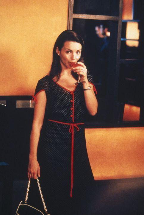 Charlotte (Kristin Davis) ist sich jetzt sicher, dass sie nicht von Trey loskommen kann - und es auch nicht will. - Bildquelle: Paramount Pictures