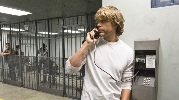 Steht unter Mordverdacht. Doch ist Deeks (Eric Christian Olsen) wirklich schu...