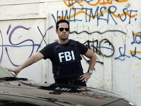 Numb3rs - Die Logik des Verbrechens - Ein neuer Fall wartet auf Don (Rob Morr...