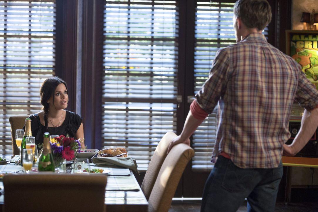 Hart of Dixie: Zwischen Zoe und Wade kommt es immer wieder zum Streit - Bildquelle: Warner Bros. Entertainment Inc.