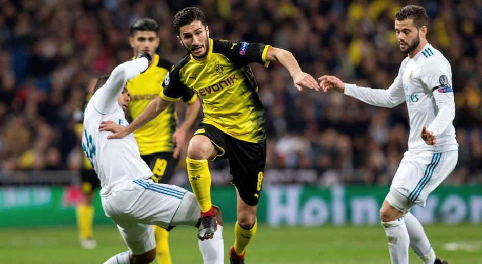 Nuri Sahin (Borussia Dortmund) - Bildquelle: Imago