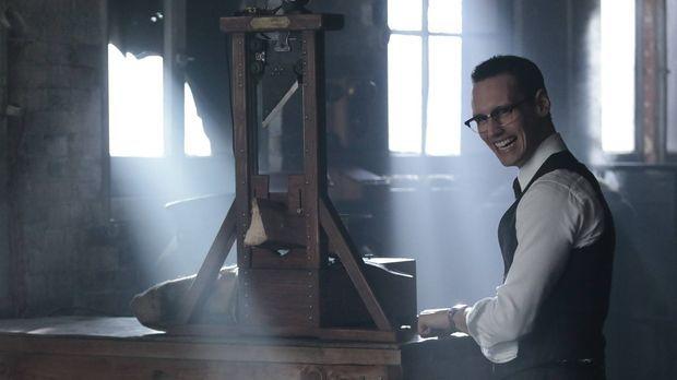 Möchte sich für Isabellas Tod rächen: Edward Nygma (Cory Michael Smith). Währ...
