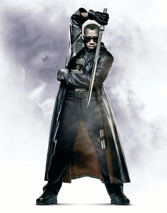 Als ein neuer Super-Vampir auftaucht, der sich vorgenommen hat, sowohl die Menschen als auch die Vampire vom Erdboden zu vertilgen, kann nur noch ei... - Bildquelle: New Line Cinema