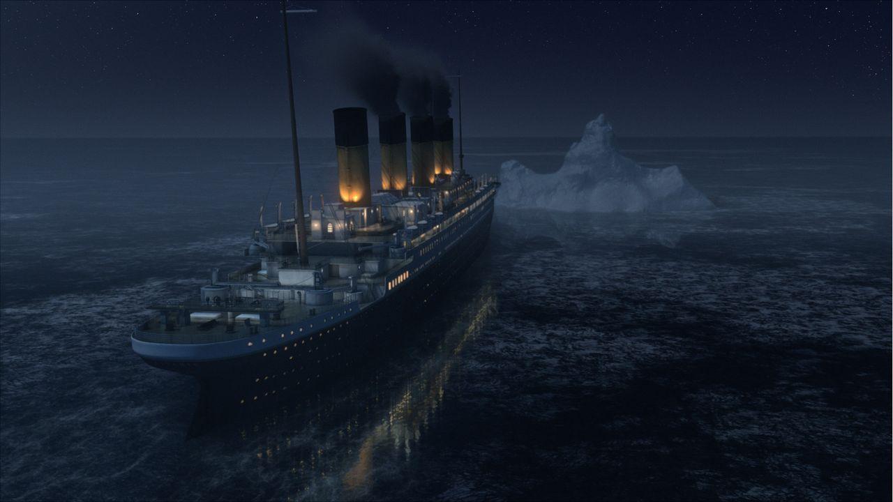 Die der letzten zwei Stunden der Titanic ... - Bildquelle: Dangerous Films Ltd