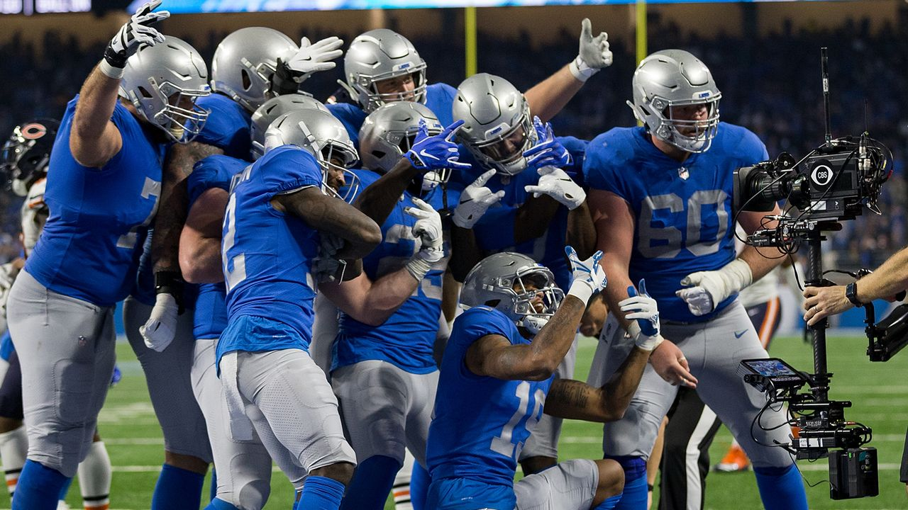 Detroit Lions: 10 Siege (1934) - Bildquelle: 2018 Getty Images