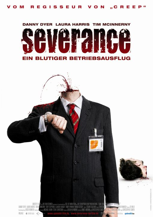 Severance - Plakatmotiv - Bildquelle: Splendid Medien