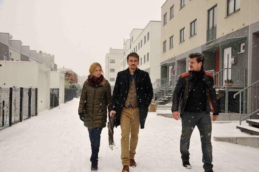 Josephine Klick - Allein unter Cops - Gemeinsam müssen Josephine (Diana Amft,...