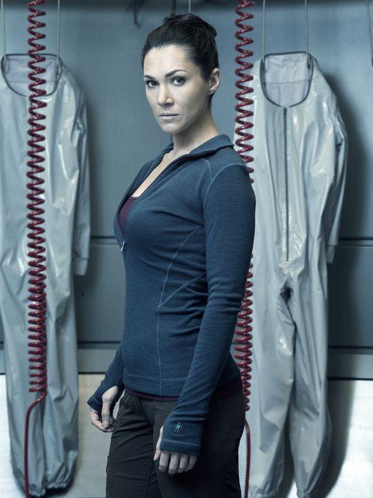 (1. Staffel) - In ihrem Beruf ist die Zellbiologin Dr. Julia Walker (Kyra Zagorsky) immer präzise und akkurat. In ihrem Privatleben gestaltet sich d... - Bildquelle: 2014 Sony Pictures Television Inc. All Rights Reserved.