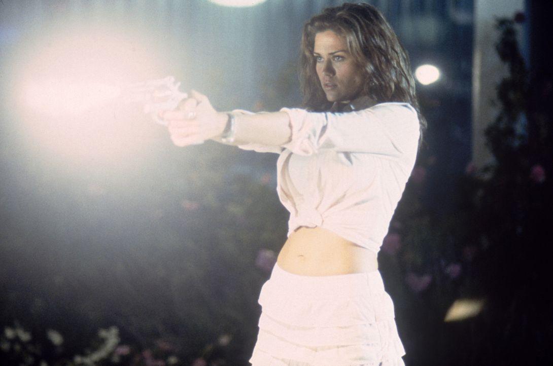 Der perfide Plan eskaliert: Brittney (Susan Ward) ... - Bildquelle: Columbia Pictures