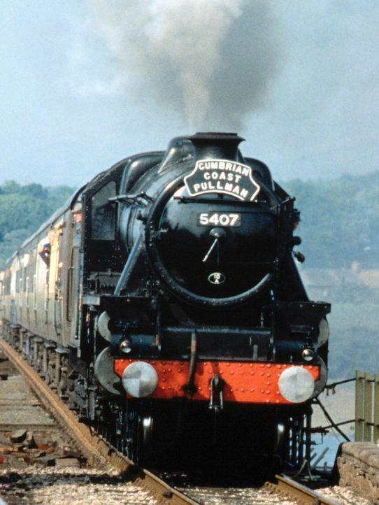 """Lokomotiven und Züge üben bis heute eine große Faszination aus - """"Moderne Wunder"""" besucht rund um den Globus einige der spannendsten Bahnen ... - Bildquelle: Clip Art"""