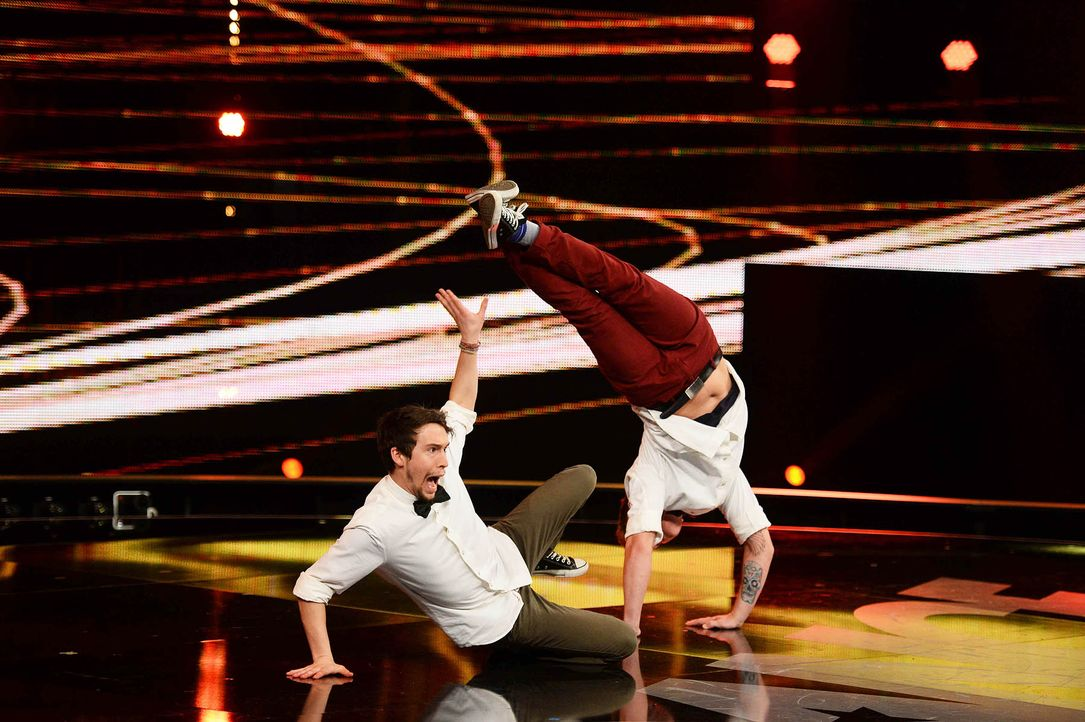 Got-To-Dance-Hot-Potatoes-03-SAT1-ProSieben-Willi-Weber - Bildquelle: SAT.1/ProSieben/Willi Weber