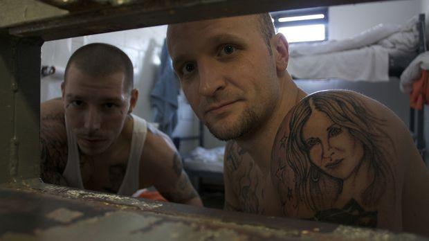 In der Ross Correctional Institution müssen einige Insassen immer wieder in I...