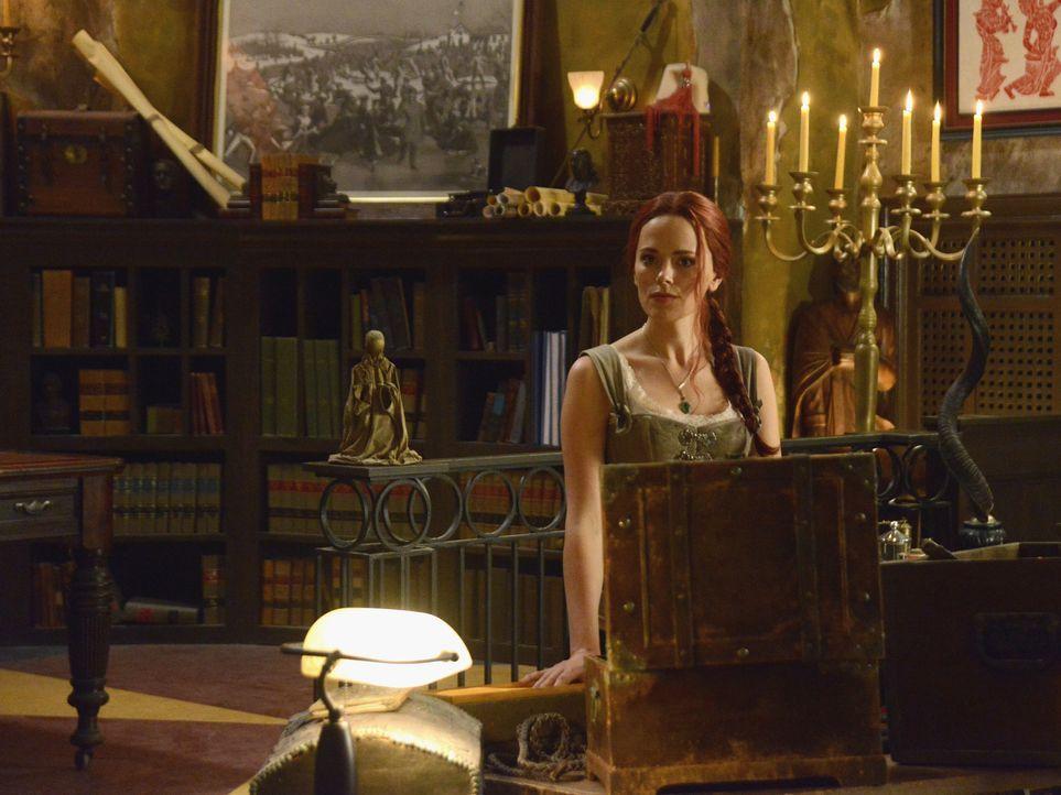 Setzt ihre Beziehung zu Ichabod einer harten Probe aus: Katrina (Katia Winter) ... - Bildquelle: 2014 Fox and its related entities. All rights reserved