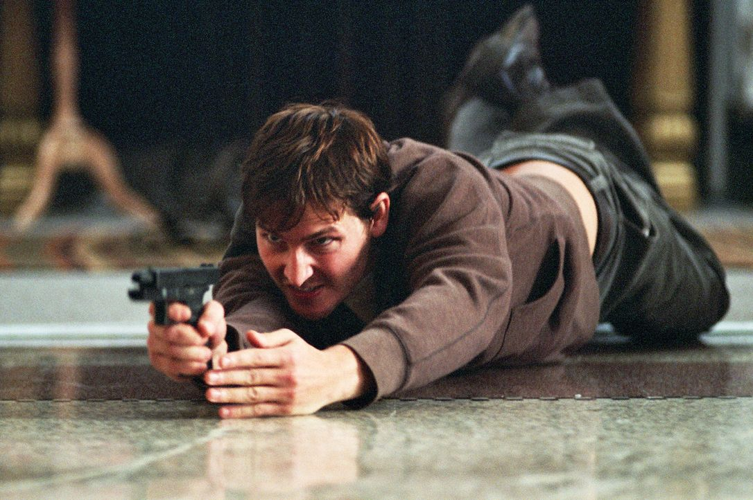 Im Visier eines Killers: Detective Frank Turner (Peter Facinelli) ... - Bildquelle: 2006 Destination Films Distribution Company, Inc. All Rights Reserved.