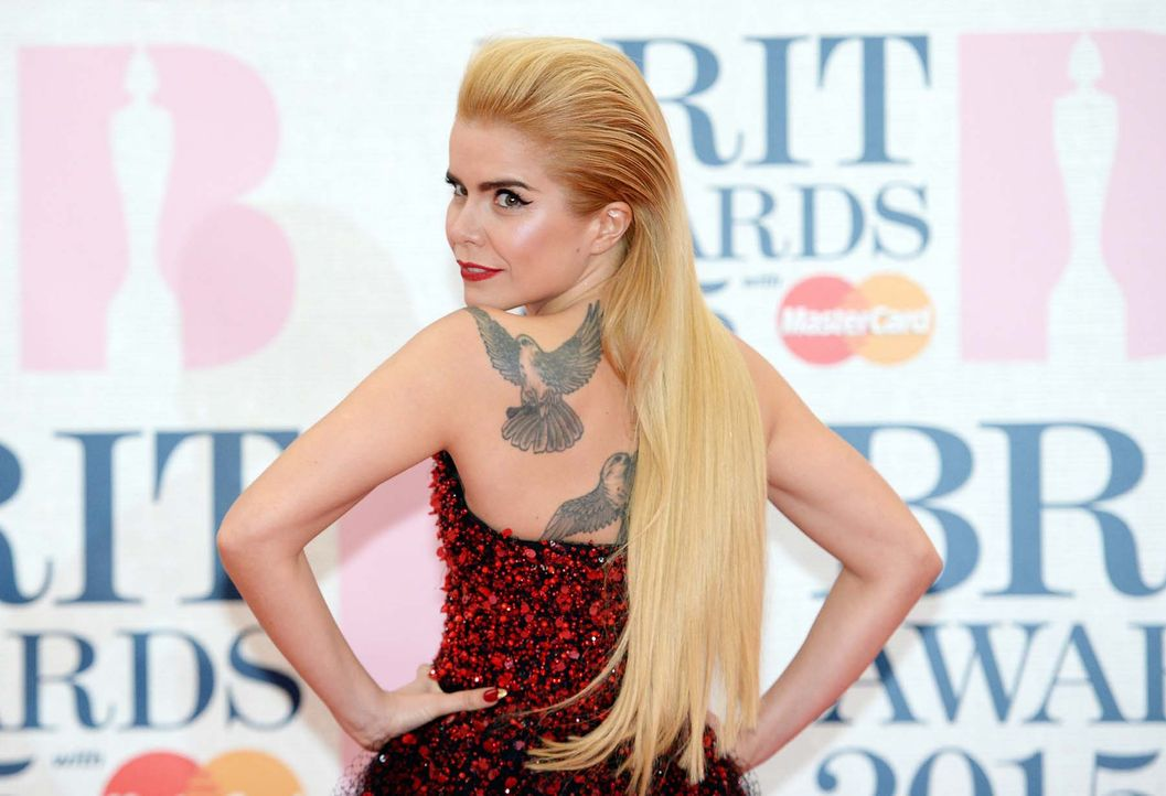 BRIT-Awards-Paloma-Faith-15-02-25-2-dpa - Bildquelle: dpa