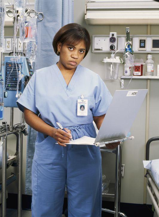 (1. Staffel) - Versucht alles, um ja keinen Patienten sterben zu lassen: Dr. Miranda Bailey (Chandra Wilson) ... - Bildquelle: Touchstone Television
