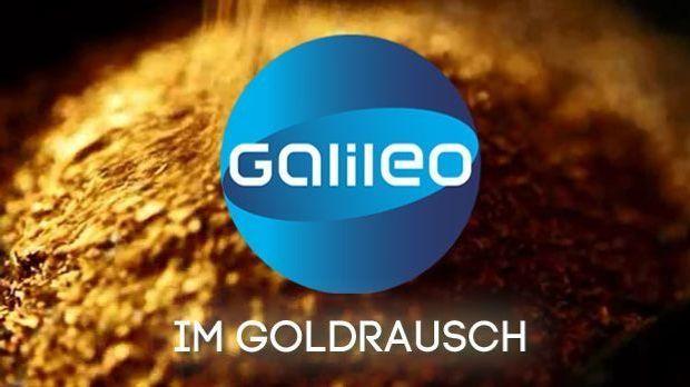 Im Goldrausch Logo