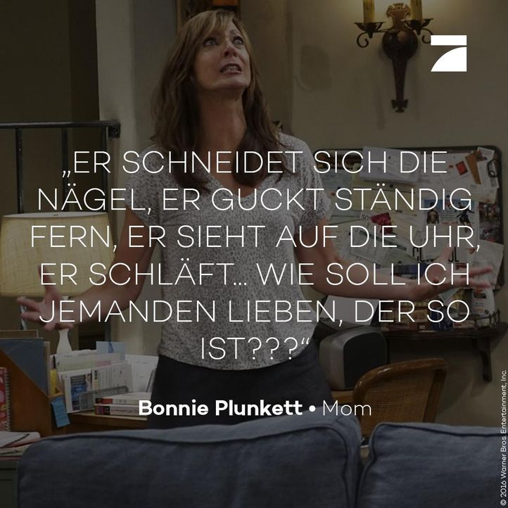 Bonnie - Staffel 4 Episode 1 - Bildquelle: 2016 Warner Bros. Entertainment, Inc.